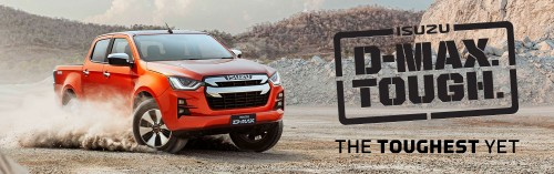 All New D Max 2020  Banner  2000x628